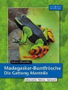 Cover-Bild zu Madagaskar-Buntfrösche von Altenmüller, Andreas