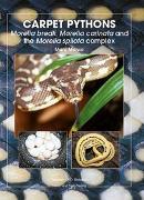 Cover-Bild zu Carpet Pythons von Mense, Marc