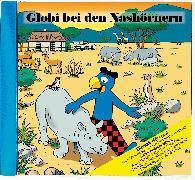 Cover-Bild zu Globi bei den Nashörnern Bd. 75 CD von Müller, Walter Andreas (Gelesen)