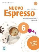 Cover-Bild zu Nuovo Espresso 6 - einsprachige Ausgabe von Guida, Michela
