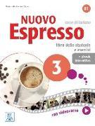 Cover-Bild zu Nuovo Espresso 3 - einsprachige Ausgabe. Buch mit Code von Balì, Maria