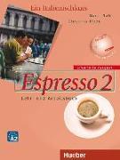 Cover-Bild zu Espresso 2. Erweiterte Ausgabe. Lehr- und Arbeitsbuch von Balì, Maria