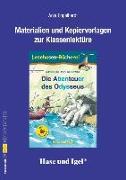 Cover-Bild zu Die Abenteuer des Odysseus / Silbenhilfe. Begleitmaterial von Engelhardt, Anja