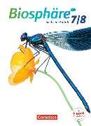 Cover-Bild zu Biosphäre 7./8. Schuljahr. Schülerbuch. ST von Grimmer, Anja