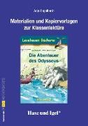 Cover-Bild zu Die Abenteuer des Odysseus. Begleitmaterial von Engelhardt, Anja