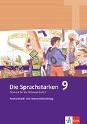 Cover-Bild zu Die Sprachstarken 9. Schuljahr. Rechtschreib- und Grammatiktraining von Weder, Mirjam