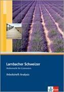 Cover-Bild zu Lambacher Schweizer. 11. und 12. Schuljahr. Basistraining Analysis. Baden-Württemberg