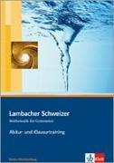 Cover-Bild zu Lambacher Schweizer. 11. und 12. Schuljahr. Kursstufe. Arbeitsheft plus Lösungen. Baden-Württemberg