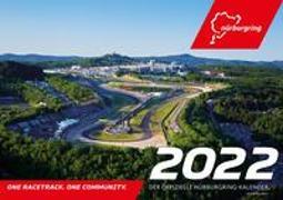 Cover-Bild zu Der offizielle Nürburgring-Kalender 2022