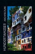Cover-Bild zu Hundertwasser Architecture 2006. Postkartenkalender von Hundertwasser, Friedensreich (Illustr.)