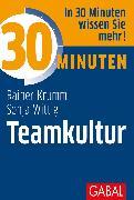 Cover-Bild zu 30 Minuten Teamkultur (eBook) von Krumm, Rainer