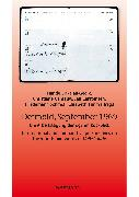 Cover-Bild zu Detmold, September 1969 (eBook) von Carstensen, Jan (Hrsg.)