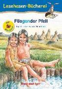 Cover-Bild zu Fliegender Pfeil / Silbenhilfe von Uebe, Ingrid
