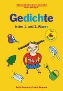 Cover-Bild zu Gedichte in der 1. und 2. Klasse / Silbenhilfe von Hemming, Antje