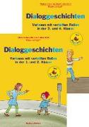 Cover-Bild zu Kombipaket Dialoggeschichten / Silbenhilfe