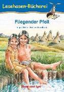 Cover-Bild zu Fliegender Pfeil von Uebe, Ingrid
