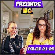Cover-Bild zu Folge 21-25 (Audio Download) von WG, Freunde