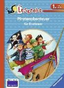 Cover-Bild zu Piratenabenteuer für Erstleser von Uebe, Ingrid