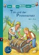 Cover-Bild zu Minibücher für die Schultüte - Erst ich ein Stück, dann du - Tim und der Piratenschatz von Uebe, Ingrid