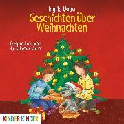 Cover-Bild zu Geschichten über Weihnachten (Audio Download) von Uebe, Ingrid
