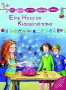 Cover-Bild zu Ich kann schon alleine lesen - Eine Hexe im Klassenzimmer (eBook) von Uebe, Ingrid