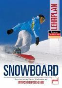 Cover-Bild zu Snowboard Lehrplan