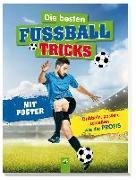 Cover-Bild zu Die besten Fußballtricks - Mit Trainingsposter von Noa, Sandra