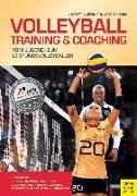 Cover-Bild zu Volleyball - Training & Coaching von Czimek, Jimmy (Hrsg.)