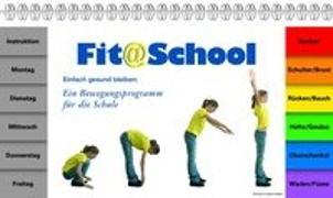 Cover-Bild zu Fit@School von Keulen, Pieter (Hrsg.)