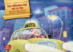 Cover-Bild zu Der Nikolaus hat viel zu tun von Hering, Wolfgang