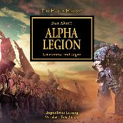 Cover-Bild zu Abnett, Dan: The Horus Heresy 07: Alpha Legion (Audio Download)