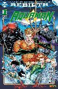 Cover-Bild zu Abnett, Dan: Aquaman, Band 1 (2. Serie) - Der Untergang (eBook)