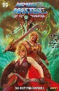 Cover-Bild zu Abnett, Dan: He-Man und die Masters of the Universe, Bd. 5: Das Blut von Grayskull (eBook)