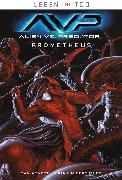 Cover-Bild zu Abnett, Dan: Leben und Tod 4: Alien vs. Predator (eBook)