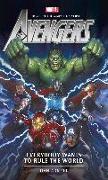 Cover-Bild zu Abnett, Dan: Avengers (eBook)