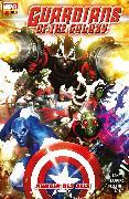 Cover-Bild zu Abnett, Dan: Guardians of the Galaxy: Krieger des Alls 2 (eBook)