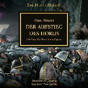 Cover-Bild zu Abnett, Dan: The Horus Heresy 01: Der Aufstieg des Horus (Audio Download)