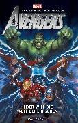 Cover-Bild zu Abnett, Dan: Avengers: Jeder will die Welt beherrschen - Roman zum Film (eBook)