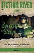 Cover-Bild zu Allred, Lee: Fiction River Presents: Sorcery & Steam (eBook)