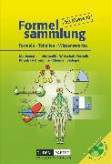 Cover-Bild zu Formelsammlung bis Klasse 10, Mathematik - Informatik - Wirtschaft/Technik - Physik - Astronomie - Chemie - Biologie, Formelsammlung mit CD-ROM, Festeinband von Bahro, Uwe