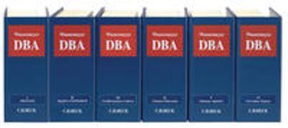 Cover-Bild zu Doppelbesteuerung - Doppelbesteuerung von Wassermeyer, Franz (Hrsg.)