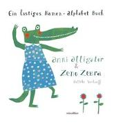 Cover-Bild zu Verhoeff, Nelleke: Anni Alligator & Zeno Zebra