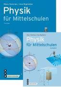 Cover-Bild zu Paket: Physik für Mittelschulen und Aufgabenband von Kammer, Hans