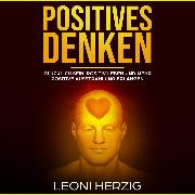 Cover-Bild zu Positives Denken (Audio Download) von Herzig, Leoni