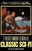 Cover-Bild zu Hawthorne, Nathaniel: 7 best short stories - Classic Sci-Fi (eBook)