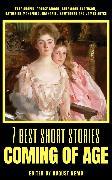 Cover-Bild zu Hawthorne, Nathaniel: 7 best short stories - Coming of Age (eBook)