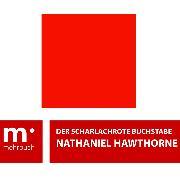 Cover-Bild zu Hawthorne, Nathaniel: Der scharlachrote Buchstabe (eBook)