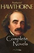 Cover-Bild zu Nathaniel Hawthorne, Hawthorne: Complete Novels of Nathaniel Hawthorne (eBook)
