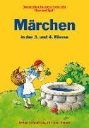 Cover-Bild zu Märchen in der 3. und 4. Klasse von Leibold-Lang, Bettina