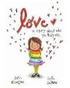 Cover-Bild zu Moorjani, Anita: Love: A story about who you truly are